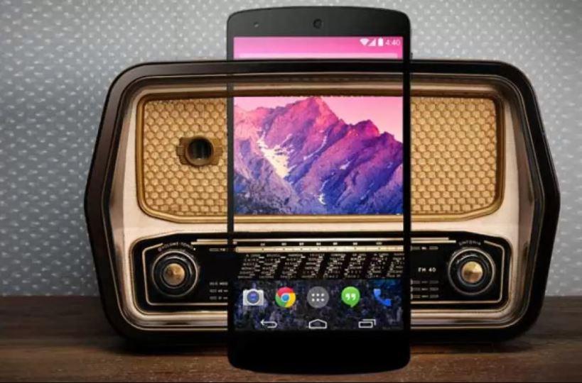 radio FM su telefono