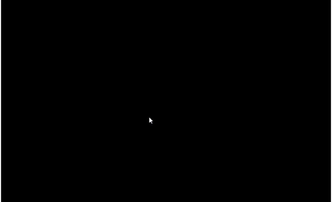schermata nera su windows 10
