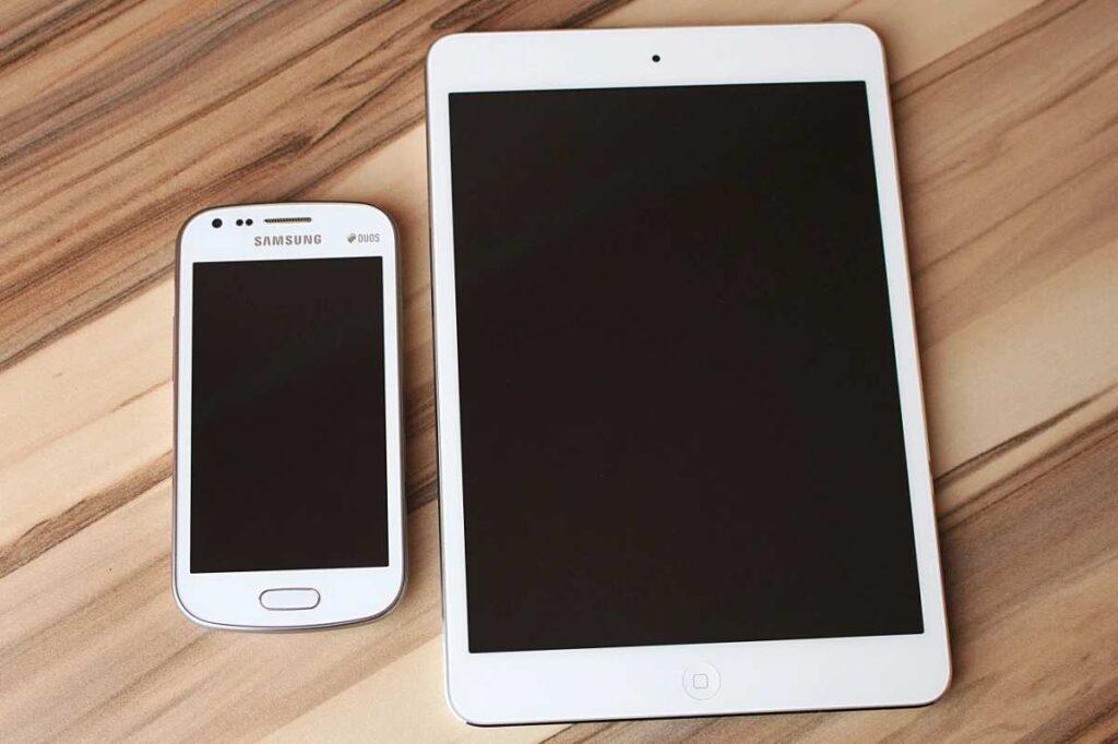 telefono tablet