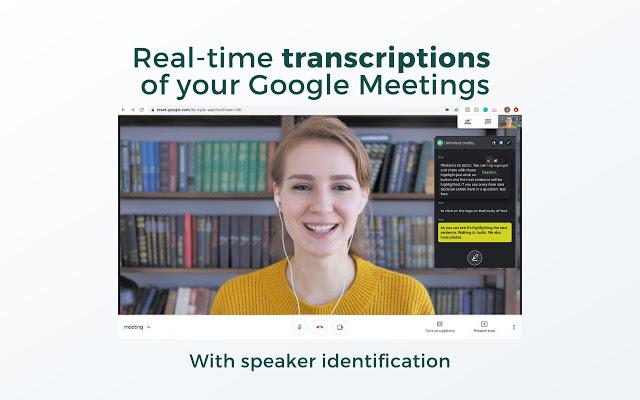 Tactiq Pins for Google Meet