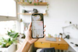 app contatti iphone