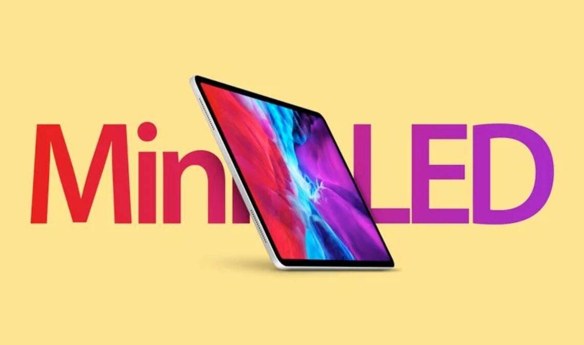 apple ipad mini led