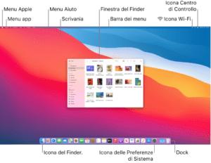 barra menu mac