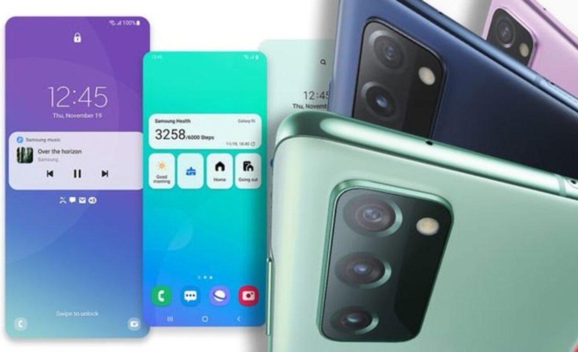 samsung android 11 aggiornamento