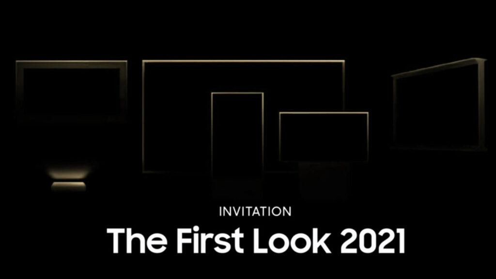 samsung display first look 2021