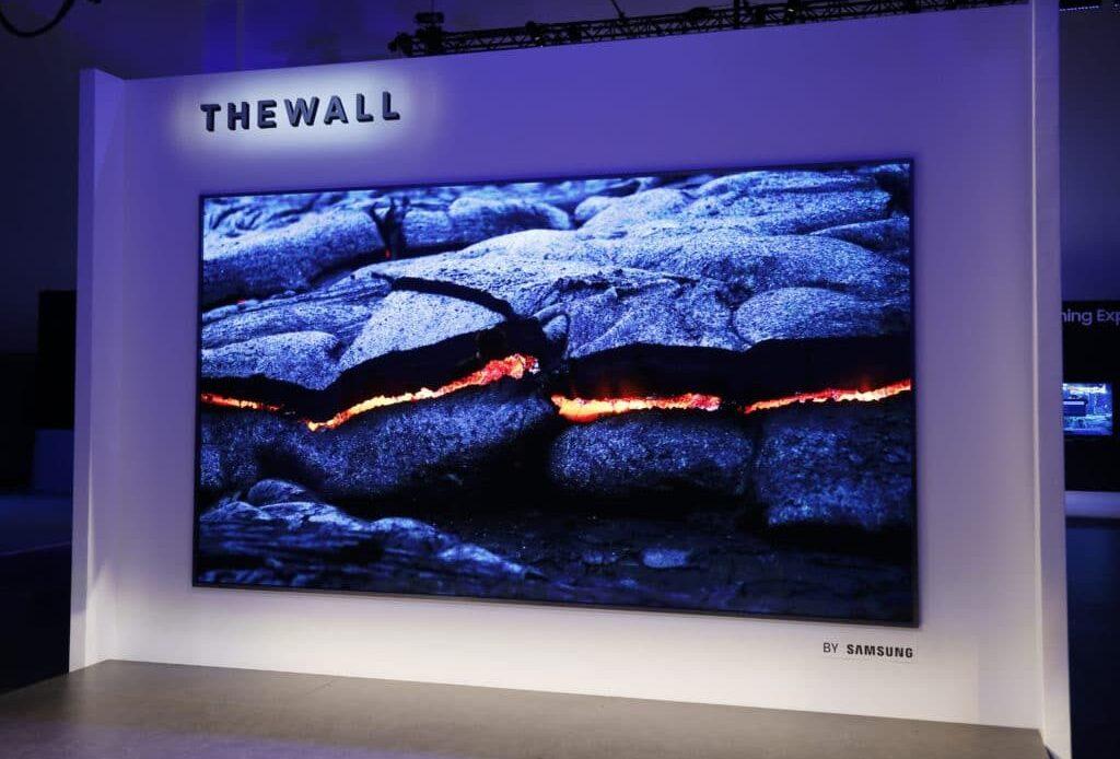samsung tv microled