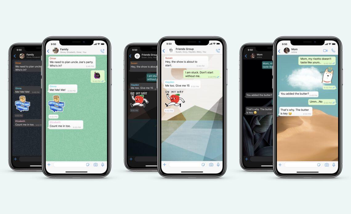 whatsapp sfondi iphone