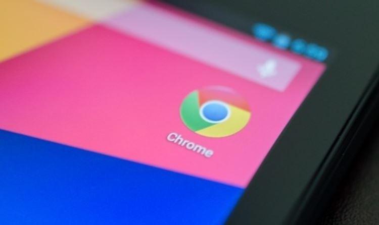 Aprire menu con movimento fluido Chrome