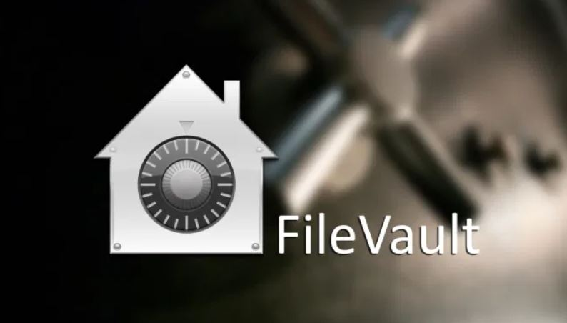 Disabilitare FileVault