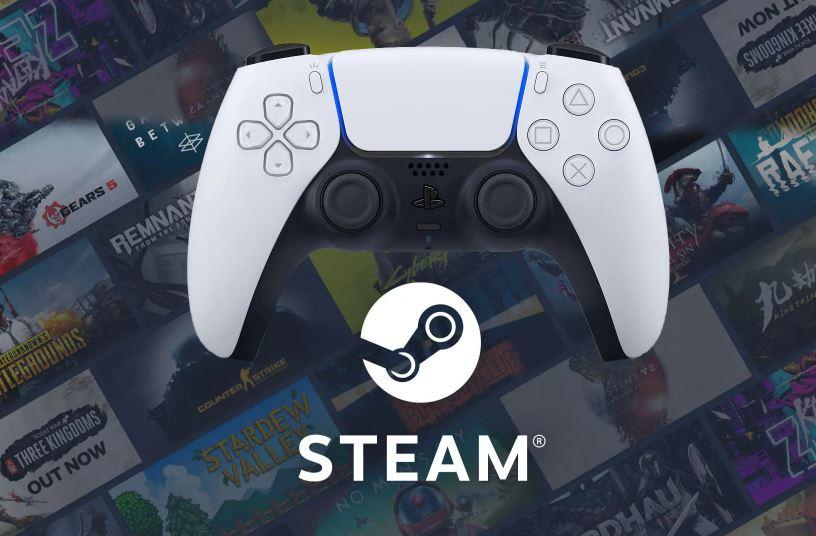 DualSense e Steam