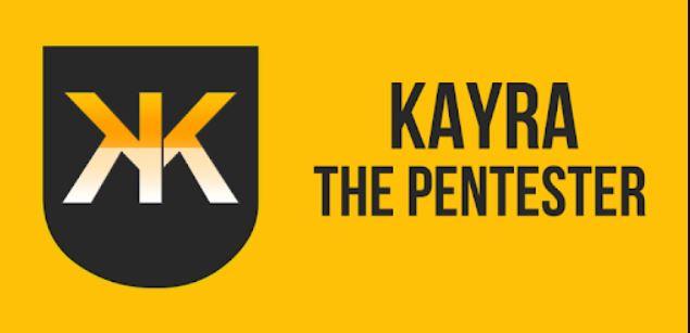 Kayra The Pentester