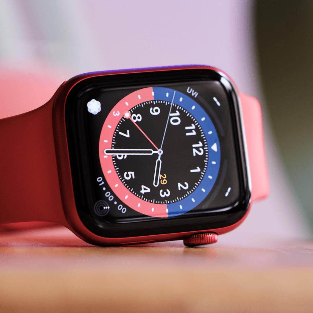 display di apple watch 6