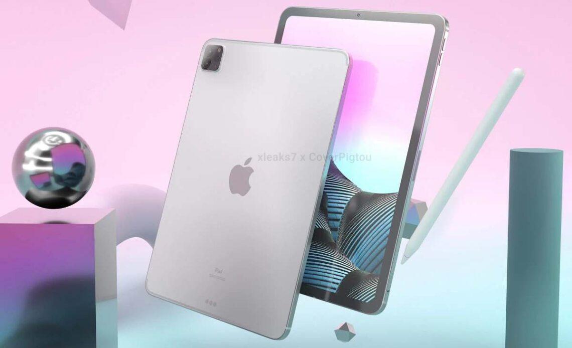 ipad pro 2021 apple