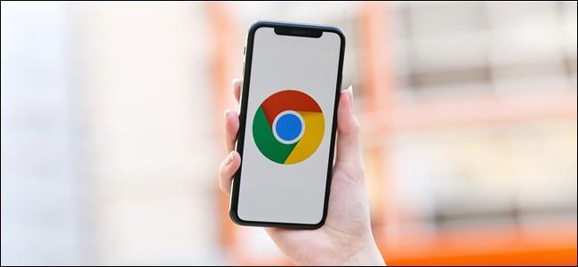 usare Google Chrome su iPhone