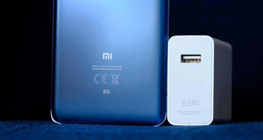xiaomi ricarica wireless 67 W
