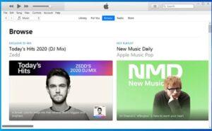 Apple Music su Windows