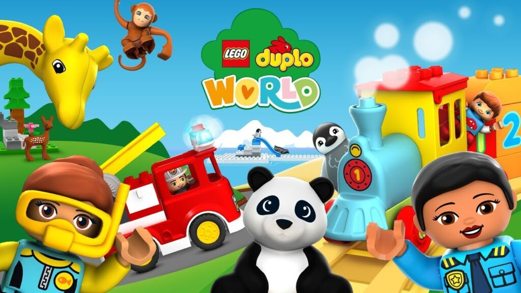 Lego DUPLO World