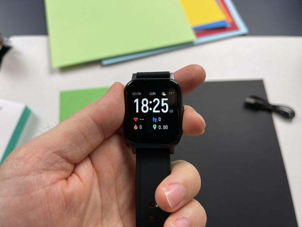 Recensione Smartwatch Aukey LS02 scocca