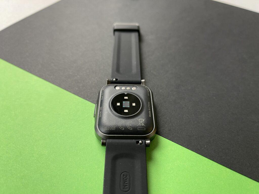 Recensione Smartwatch Aukey LS02 battito cardiaco