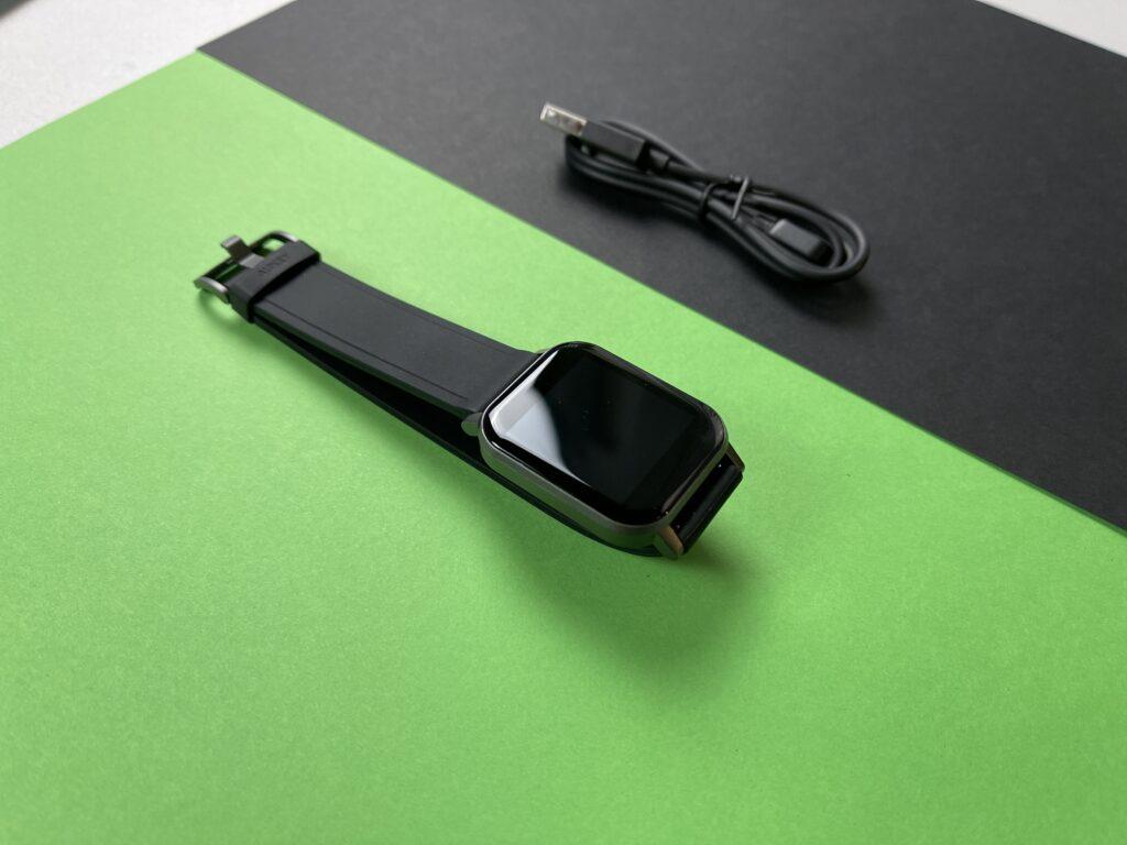 Recensione Smartwatch Aukey LS02 design