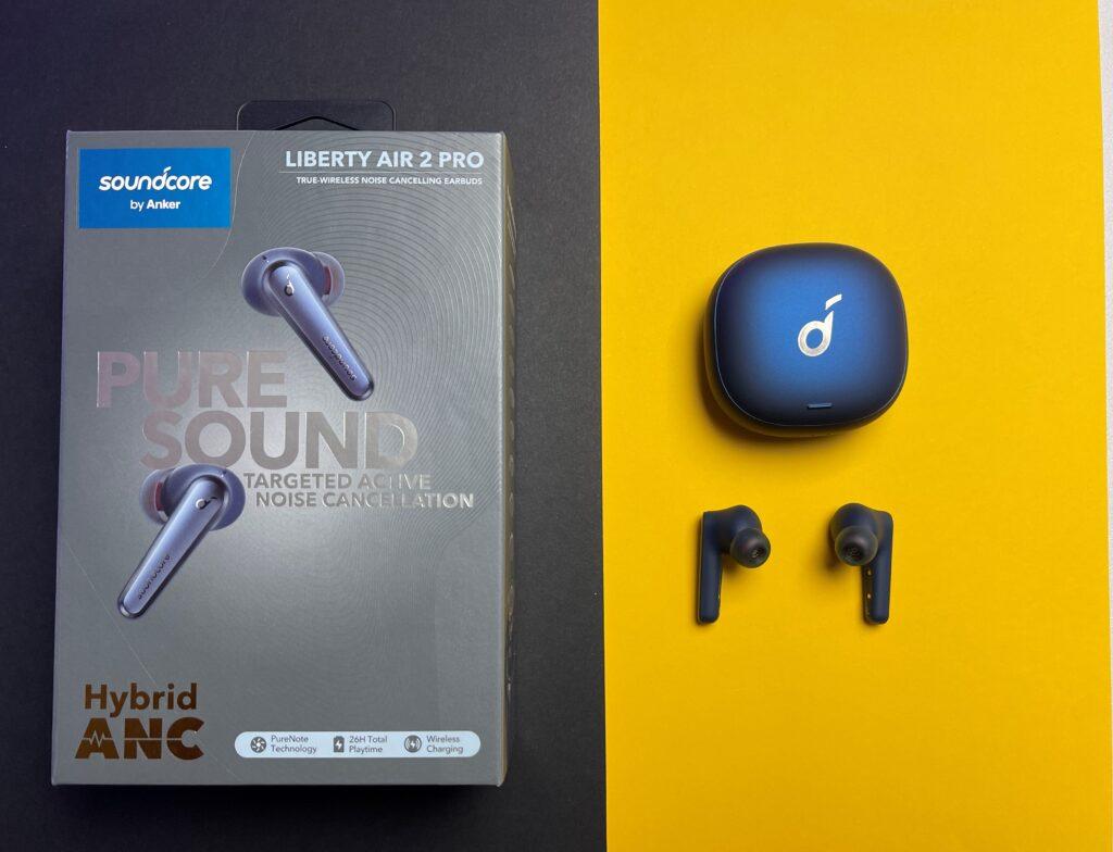 Recensione Soundcore Liberty Air 2 Pro - copertina