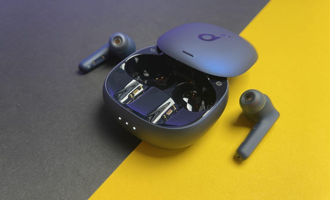 Recensione Soundcore Liberty Air 2 Pro - custodia aperta