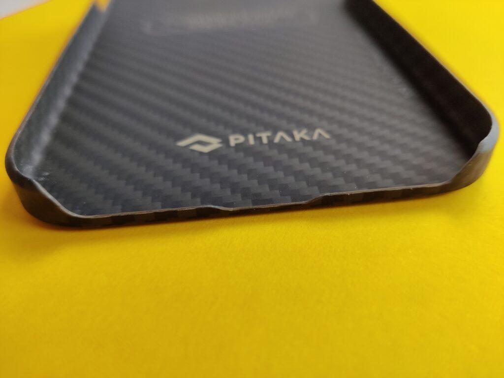 cover Pitaka per iPhone 12 pro max taglio basso