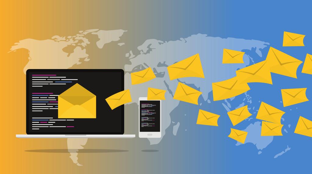 differenze fra imap e pop3 nell'invio e ricezione delle mail