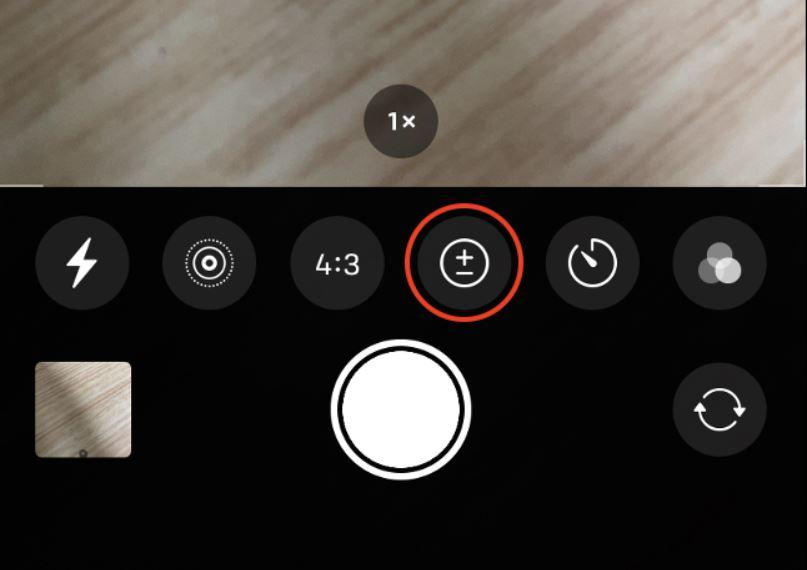 iOS 14 migliora la compensazione dell'esposizione