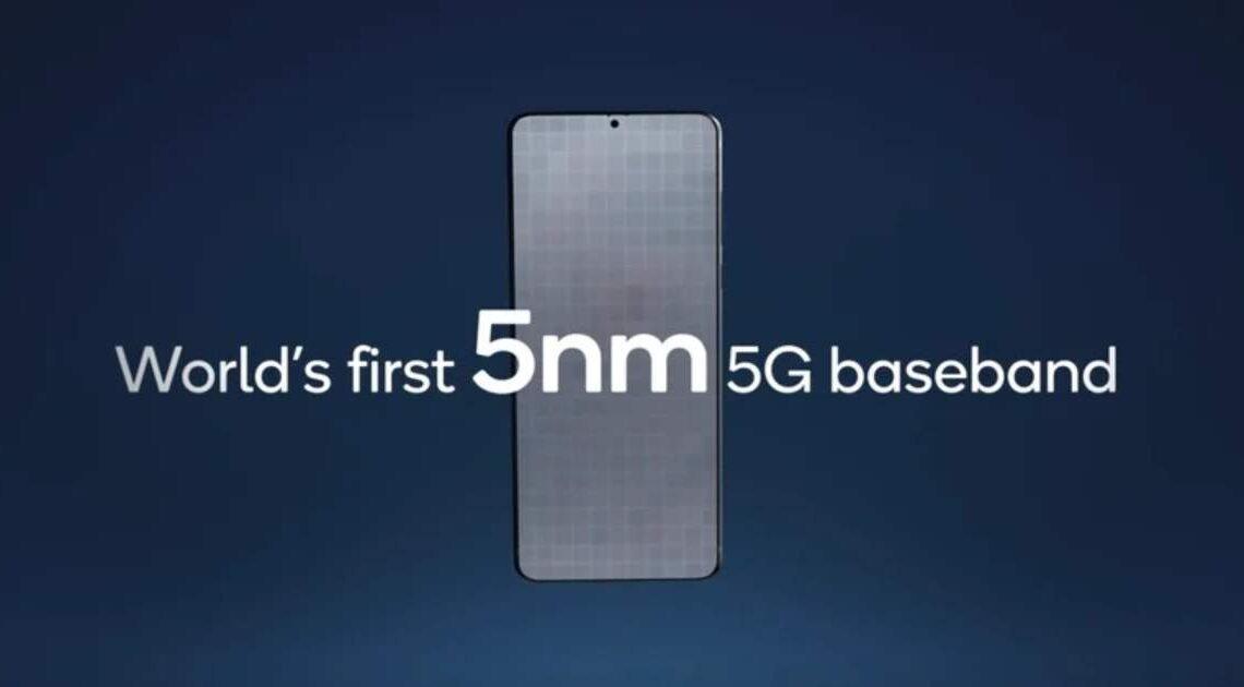 iphone 13 apple snapdragon X60 5G
