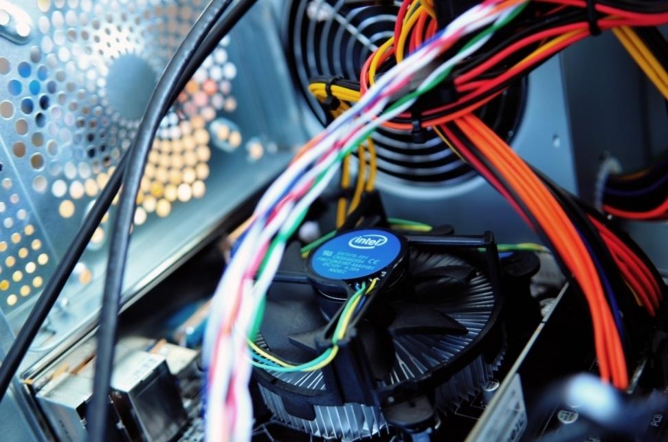 manutenzione ventole pc