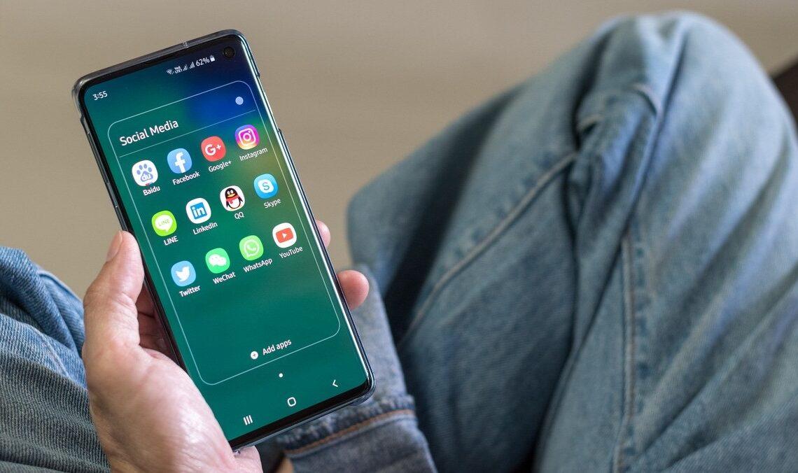 nascondere app su smartphone Android
