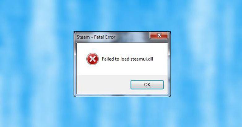 Steam problemi