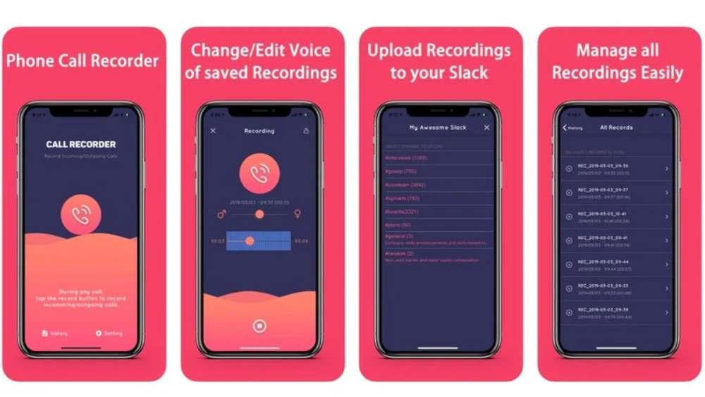 call recorder iphone apple