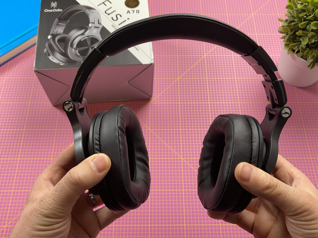 cuffie over ear oneodio a70
