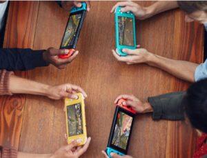durata batteria Nintendo Switch