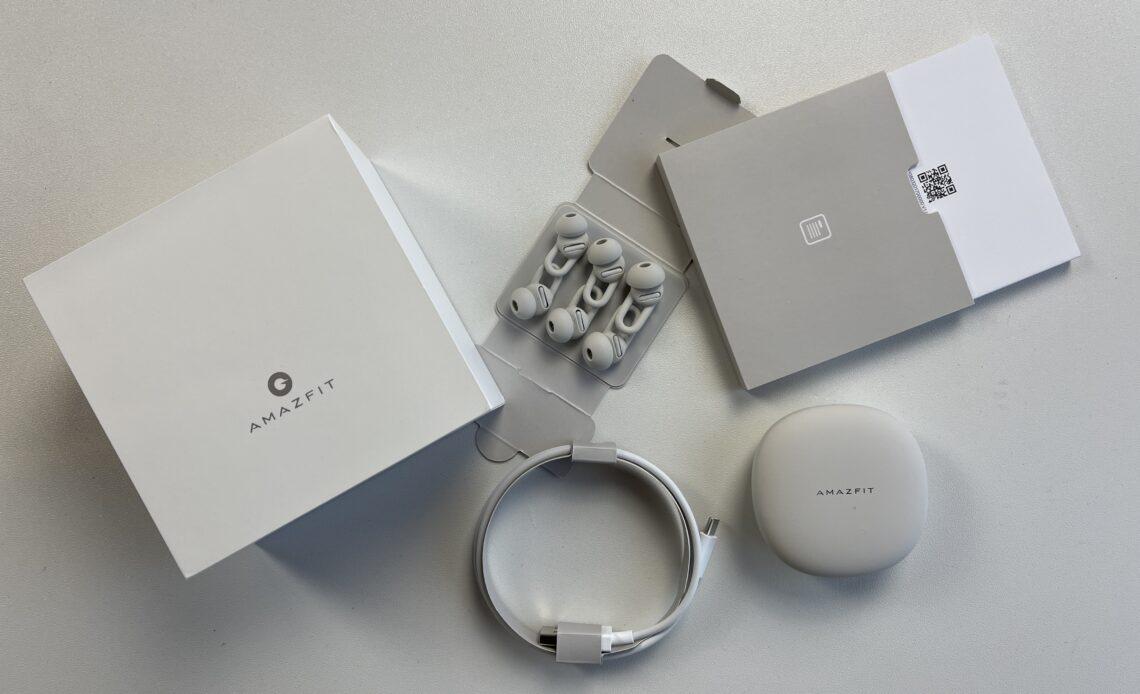 Amazfit ZenBuds - confezione