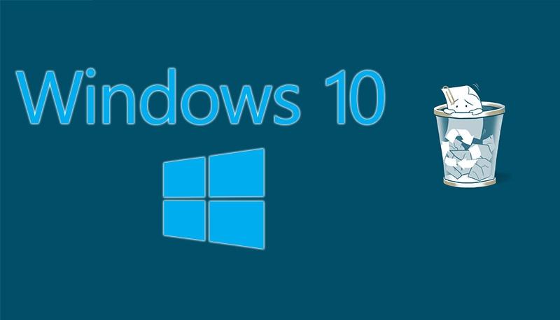 Cestino Windows 10