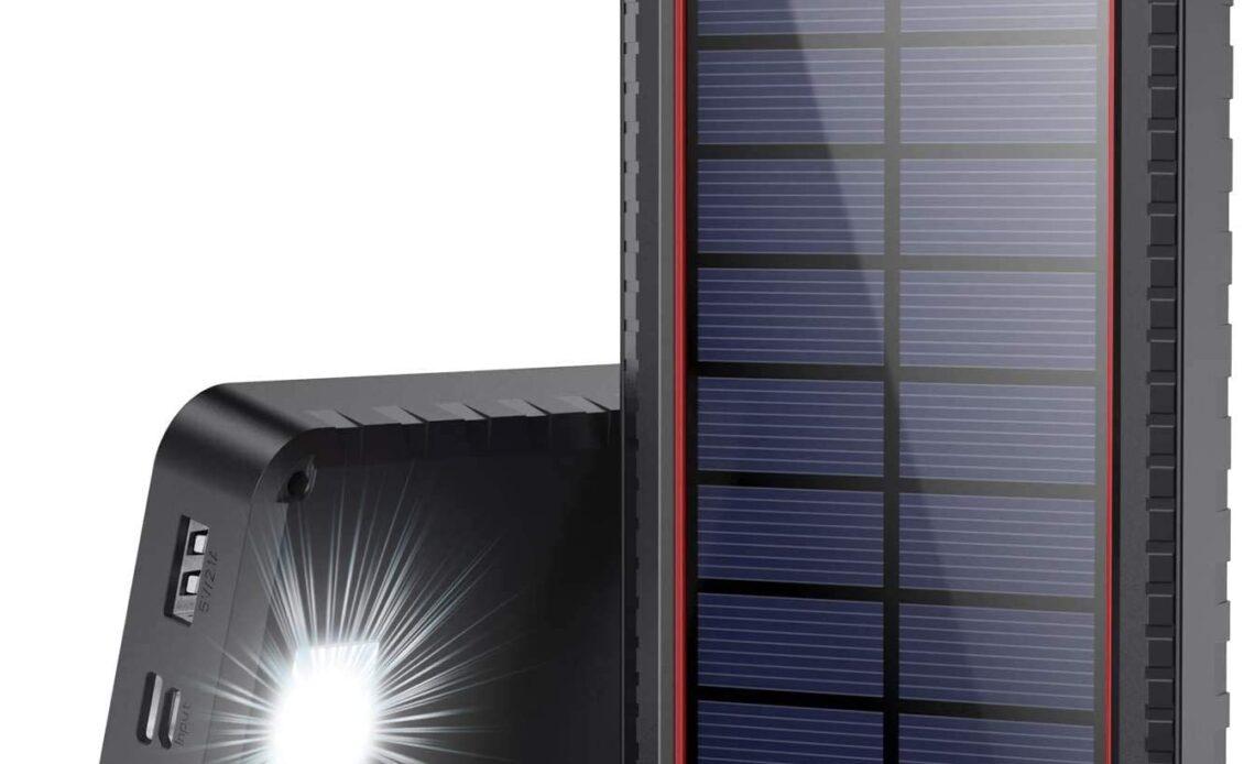 Dyw Powerbank Solare