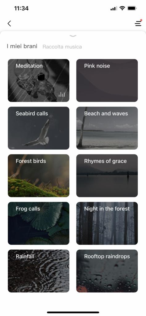 amazfit zenbuds - app zepp - 2