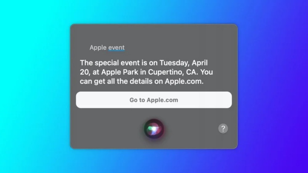 apple mac siri