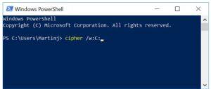 eliminare file modo sicuro windows
