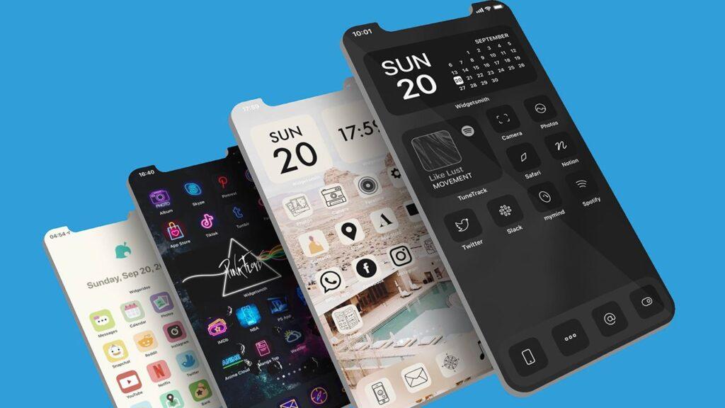 pacchetti icone iPhone