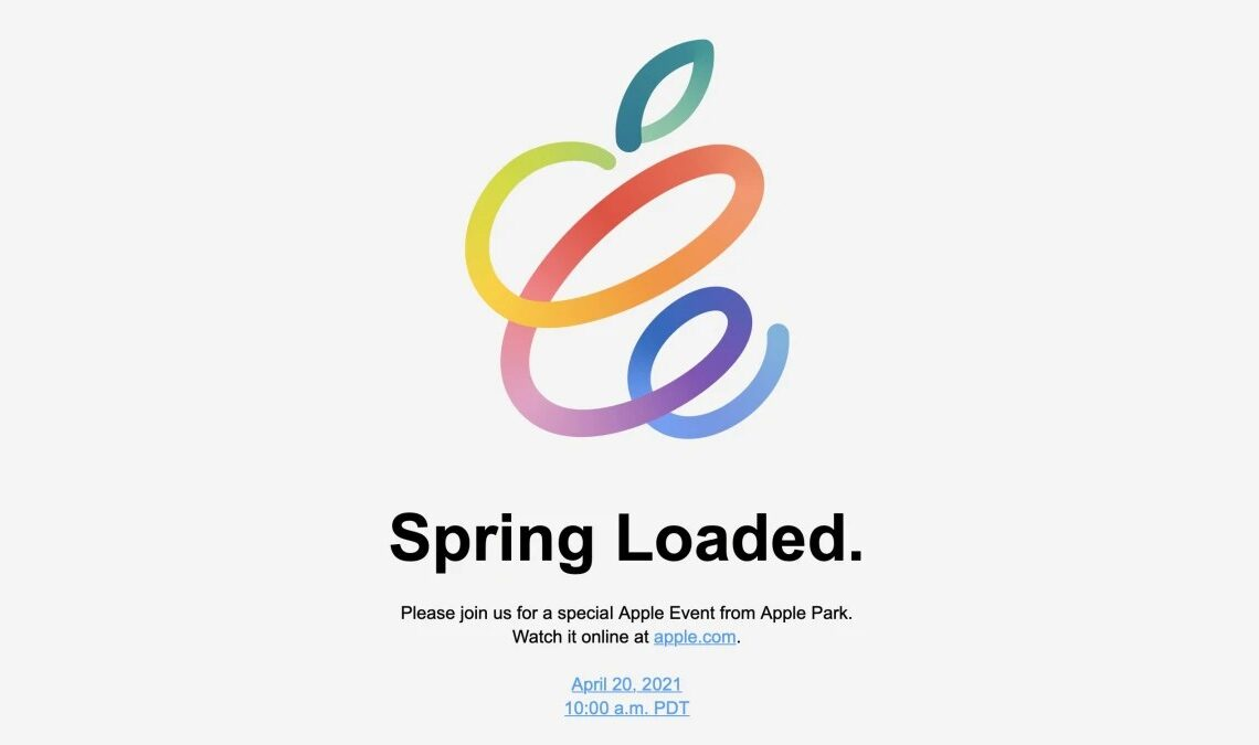 apple evento spring loaded
