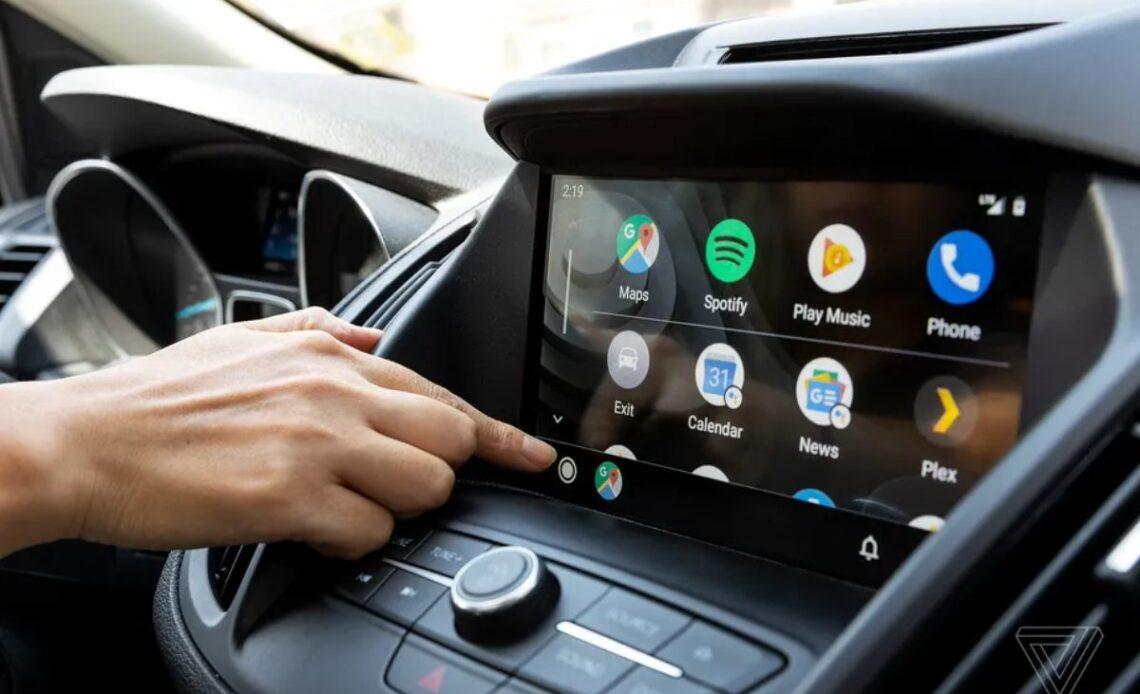 google android auto app enel