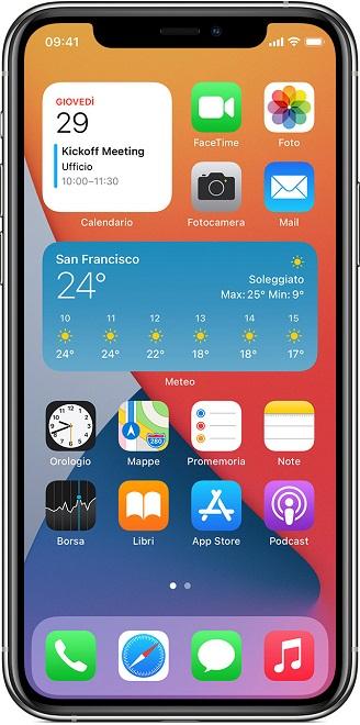 iphone home ios