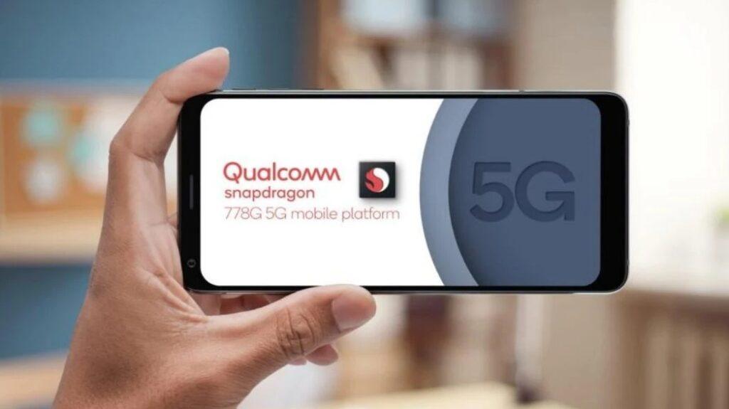 snapdragon 778G 5G