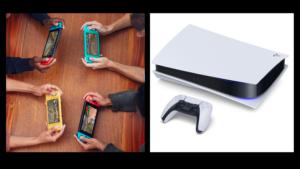 PS5 vs Nintendo Switch: