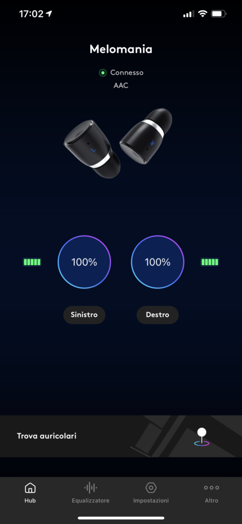 app Cambridge Audio Melomania 1+ - 1