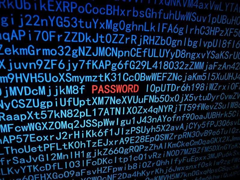 gestore password